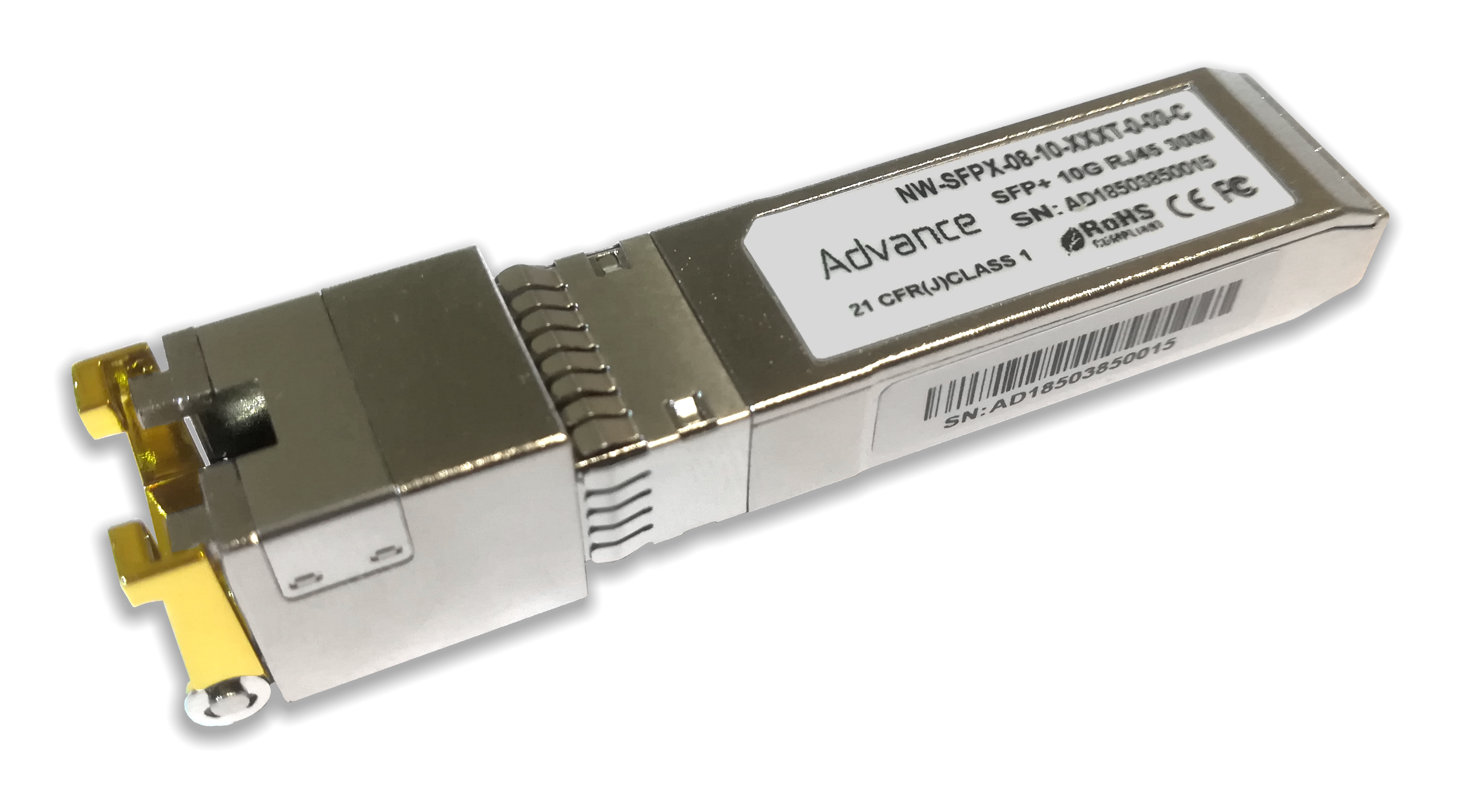 Cisco SFP-10G-T Compatible 10G-T Copper SFP+ Module