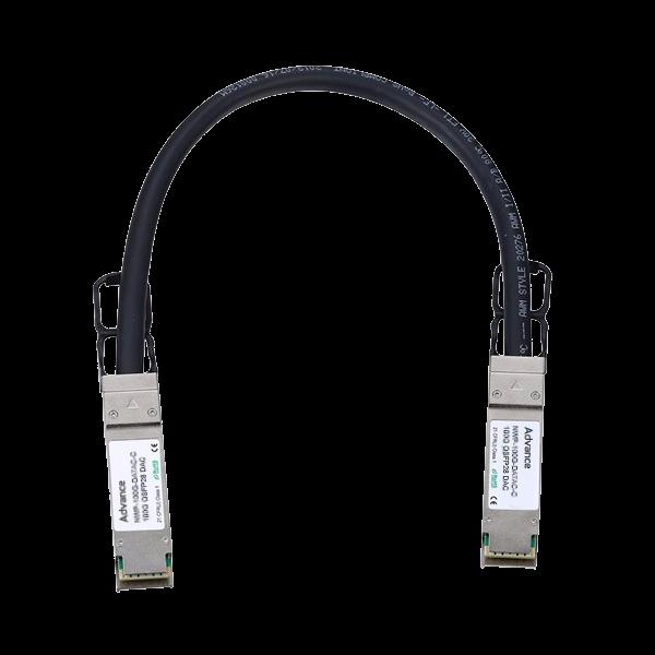 Cisco QSFP-100G-CU3M Compatible 100G Direct Attach Cable, 3m
